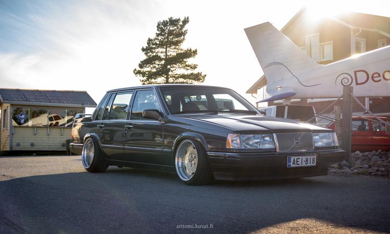 Sawo: Volvo 760 Small